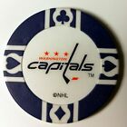 Washington Capitals NHL Hockey Poker Chips Card Guard (Post 2007) Various Colour $1.0 CAD on eBay