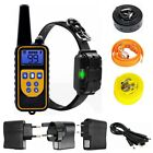 Part Accessory for Electric Dog Shock Collar USB Cable US/UK/EU Charger Strap