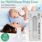 NEW For Braun Thermoscan Ear Thermometer Lens Filters Covers 20/40/60/80/100 PCS