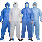 Kyпить Hazmat Suit Anti-Virus Protection Clothing Safety Coverall Disposable Fast Cheap на еВаy.соm