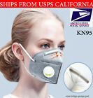 FACE Healthcare workers shield Mask n9 respi Certified ships California USA