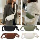 Fashion Fanny Waist Bag Women Money Purse Leather Shoulder Crossbody Pack Uk