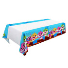 Baby Shark Plate Flag Topper Party Tableware Birthday Decorations Supplies