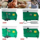 Electric Pottery Wheel Pottery Molding Machine Ceramic Clay Tool DIY for Kids image