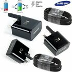 Genuine Samsung Galaxy S8 S9 S10 Plus Note 8 9 10 Fast Mains Plug Charger Cable
