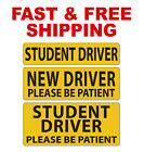 MAGNETS - STUDENT DRIVER - FAST AND FREE SHIPPING!!