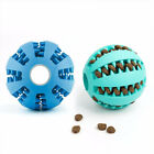 Nontoxic Bite Food Feeder Chew Resistant Toy Ball for Pet Dogs Puppy Cat