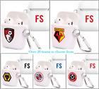 Personalised Football Team AirPod Case - Official Choose Team FC Fan Supporter