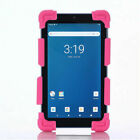 US For 7 - 8 inch Tablet PC Shockproof Silicone Case Cover Universal Protective