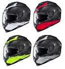 HJC Adult Full Face Motorcycle Helmet IS-17 Tario All Colors XS-2XL