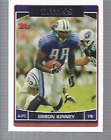2006 Topps Football Card #s 1-250 +Rookies (A2621) - You Pick - 10+ FREE SHIP