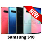 Samsung Galaxy S10 SM-G973U 128GB Prism Black/Blue Factory Unlocked All Carriers