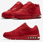 Nike Air Max LTD 3 Triple Red Gym Red 687977-602 Running Shoes Men's NEW