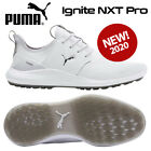 Puma Ignite NXT Pro Men's Golf Shoes White/Silver/Grey - NEW! 2020