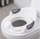 Multifunctiona Baby Potty Training Seat Portable Toddlers Kids Potties Trainer S image