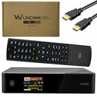 VU + Uno 4K SE (SELECT YOUR TUNERS) PVR ready Linux Enigma Receiver UHD 2160p