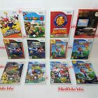 Super Mario Game Series (nintendo Wii) *select Your Game* Galaxy/party/bros Etc