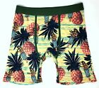 """Wear Your Life by PSD HULA PINEAPPLE Men's Boxer Brief MEDIUM (32"""" to 34"""")"""