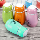 300ml Outdoor Kids Vacuum Insulated Flask Thermal Water Bottle Cup Mug Portable