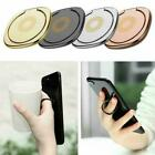 360° Finger Ring Cell Phone Holder Stand Car Metal Magnetic Plate Rotating L2d5