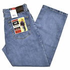 Lee Jeans Mens Relaxed Fit Worn Light Straight Leg Stonewashed Denim New 2055549