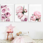 Modern Peony Painting Poster Wall Picture Home Bedroom Living Room Decor Novelty