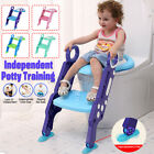 Kids Potty Training Seat with Step Stool Ladder for Child&Toddler Toilet  image