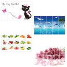 Waterproof Anti-oil Stain Kitchen Decoration Wall Sticker Tile Sale Decal E3e1
