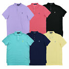 Polo Ralph Lauren Mens Polo Stretch Classic Fit Collar Top New Prl S M L Xl Xxl