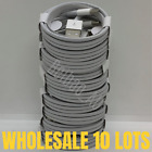 10x Wholesale Bulk 3Ft 6Ft USB iPhone Charger Charging Cable Lot For Apple XR 8