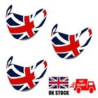 Face Mask Protective Covering Washable Reusable Colour Adult Unisex UK