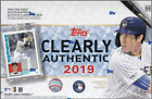 2019 Topps Clearly Authentic 1 Box Break- Pick Your Team (#2)Baseball Cards - 213