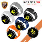 Kyпить For Samsung Galaxy Watch Active 2 42/40/44mm Sport Silicone Band Wristband Strap на еВаy.соm