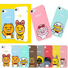 Kakao Friends Ribbon Soft Jelly Case for Samsung Galaxy Note10 10+ Note9 Note8 5