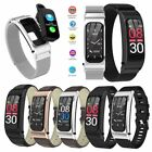 Bluetooth 5.0 Headset Smart Watch Fitness Tracker Bracelet for Android iPhone android bluetooth bracelet Featured fitness for headset iphone smart tracker watch