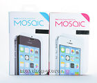 Mosaic 0.2mm Thin Tempered Glass HD Screen Protector Guard for iPhone SE 5s 5 5C