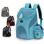 CW Pet Portable Carrier Backpack Travel Dog Cat Puppy Bag Comfort Mesh Carry Pa