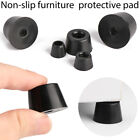 Furniture Parts Furniture Slip Feet Protective Pad Rubber Foot Mat Tapered