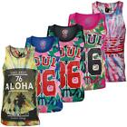 Mens Mesh Printed Vest Soul Star Sports Fitness Gym Summer T Shirt Tank Top