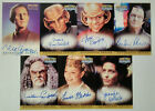 Hand Signed Star Trek Deep Space Nine Autograph Insert Cards-Your Choice 10+ on eBay