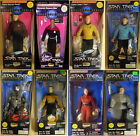 "1994-1997 Star Trek Playmate Collector Ser 9"" Doll/Figure Collection-Your Choice on eBay"
