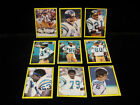 1982 San Diego Chargers Topps NFL Stickers by Player ..... Use drop down menu $1.79 USD on eBay