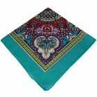 Best Quality Paisley pattered 100% Cotton Bandana's Black White Red Brown