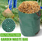 Leaf Grass Container Garden Waste Bag Vegetables Plants Potting Growing Bag