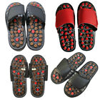 EZGO Reflexology Sandals Foot Massage Slipper Acupressure Therapy Shoes