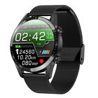 L17 Sports Smart Watch Men ECG PPG Vibration Blood Pressure Heart Rate Monitor