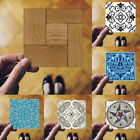 10pcs Self Adhesive Wall /tile Floor Sticker Kitchen Home Bathroom Decor