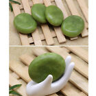 Large SPA Natural Jade Hot Massage Stone  Oval Shape Green Hot Stone, Great