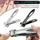 Usa/ Heavy Duty 15mm Wide Jaw Nail Clippers For Thick / Hard Toenails Fingernail