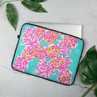 Lilly Pulitzer Pattern Laptop Sleeve Case - Pineapples Print